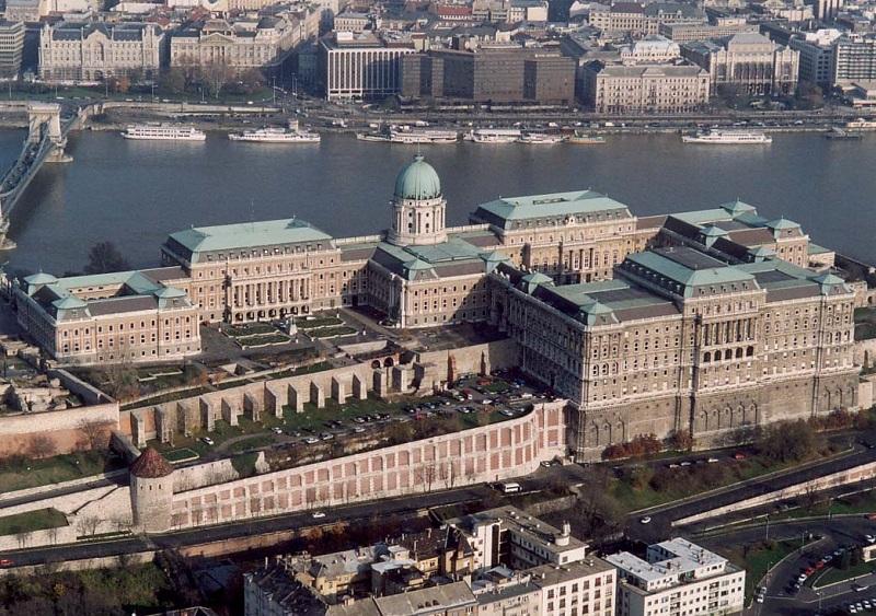 Castelo Buda em Budapeste: Museu de História de Budapeste