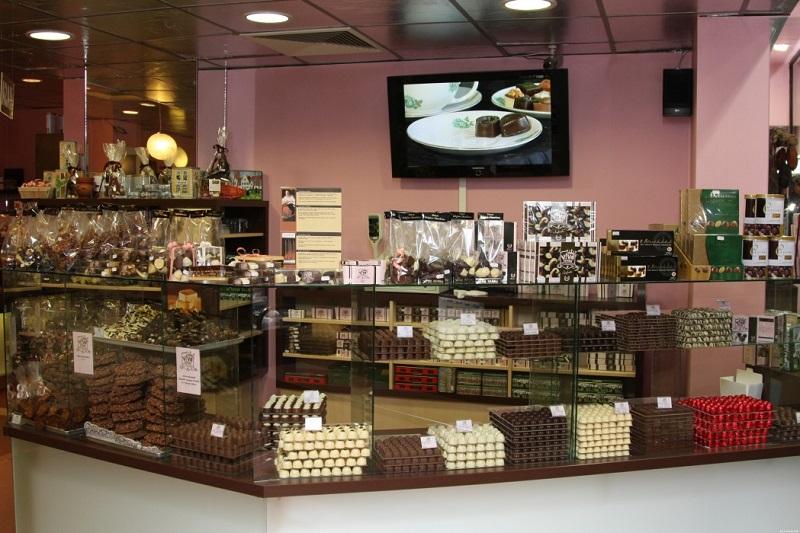 Visita ao Museu do Chocolate